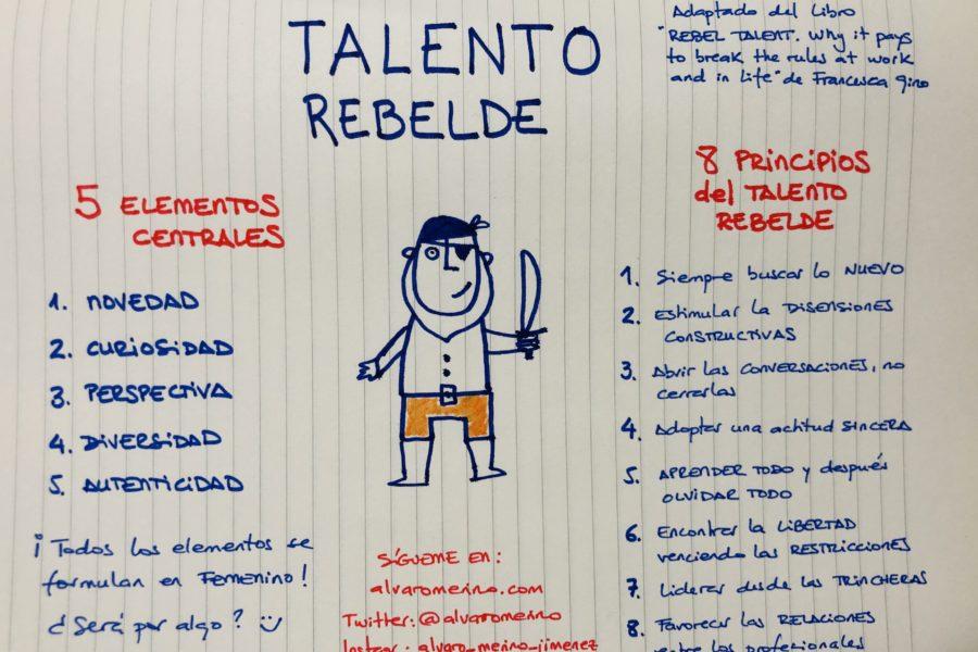 Los 8 principios del talento rebelde